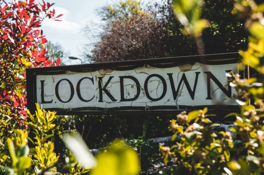 Does Lockdown mean Lockdown in your relationship too?